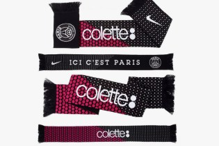 Paris Saint-Germain x colette Limited Edition Scarf