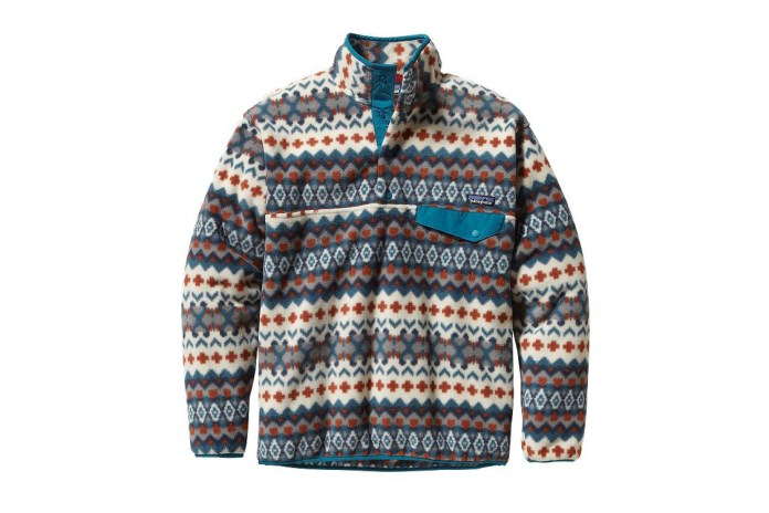 Patagonia 2015 Fall Synchilla Snap-T Fleece Pullover Collection