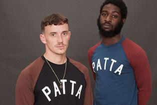 Patta 2015 Fall/Winter Lookbook