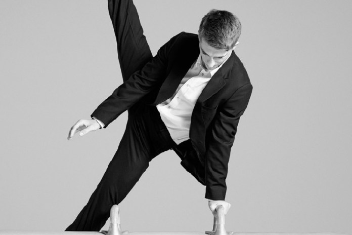 """Paul Smith """"A Suit To Travel In"""" Video Featuring Olympic Gymnastic Medalist"""