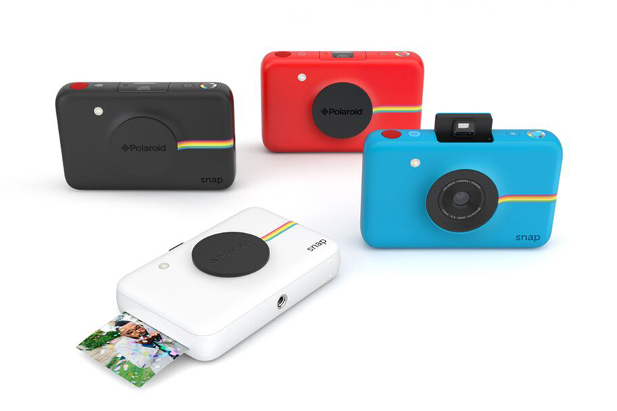 Polaroid Unveils the Snap