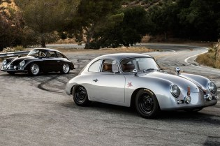 "Porsche 356 ""Outlaw"" Custom by Emory Motorsports"