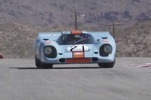 The Porsche 917 Returns for Rennsport Reunion V