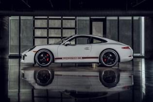 Porsche Unveils 911 Carrera Rennsport Reunion Edition