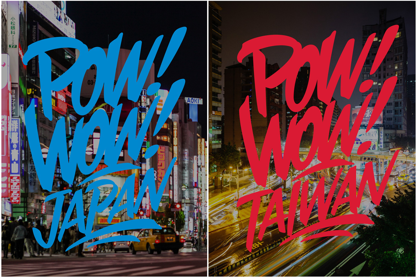 POW! WOW! Takes On Asia With Japan and Taiwan Dates