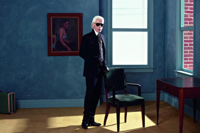 Here's a Preview of Karl Lagerfeld's Upcoming Photo Exhibition in Paris