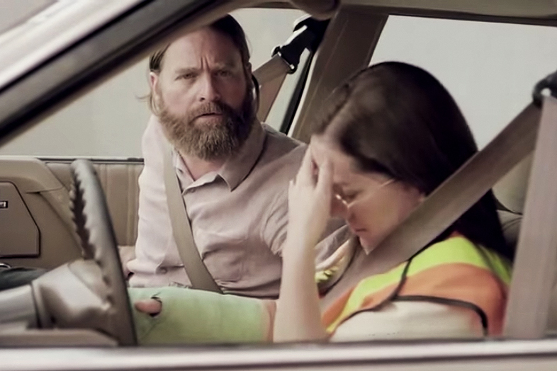 Preview Louis C.K.'s New Comedy 'Baskets' Starring Zach Galifianakis