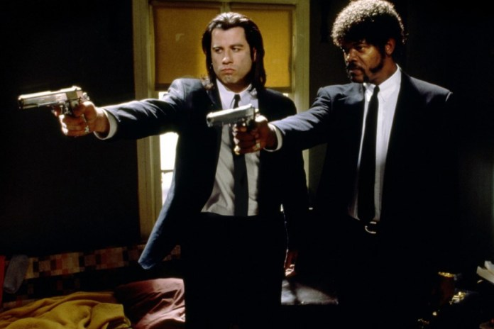 Quentin Tarantino's Original Cast Wishlist for 'Pulp Fiction'
