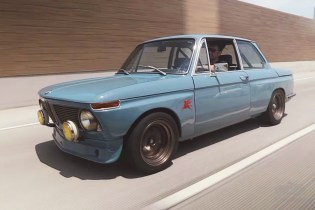 Car Designer Radu Muntean Explains Why He Drives a Vintage 1971 BMW 2002