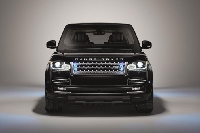 Land Rover Unveils Its Very First Armored Vehicle