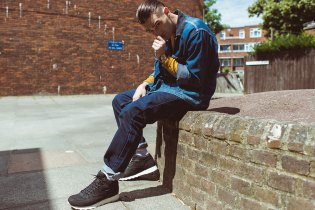 Reebok Classic 2015 Fall/Winter Lookbook