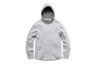 Reigning Champ 2015 Fall Mesh Fleece Collection