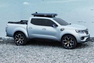 """Renault's """"Alaskan"""" Pickup Truck"""