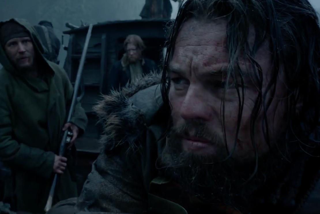 'The Revenant' Official Trailer #2 Starring Leonardo DiCaprio & Tom Hardy