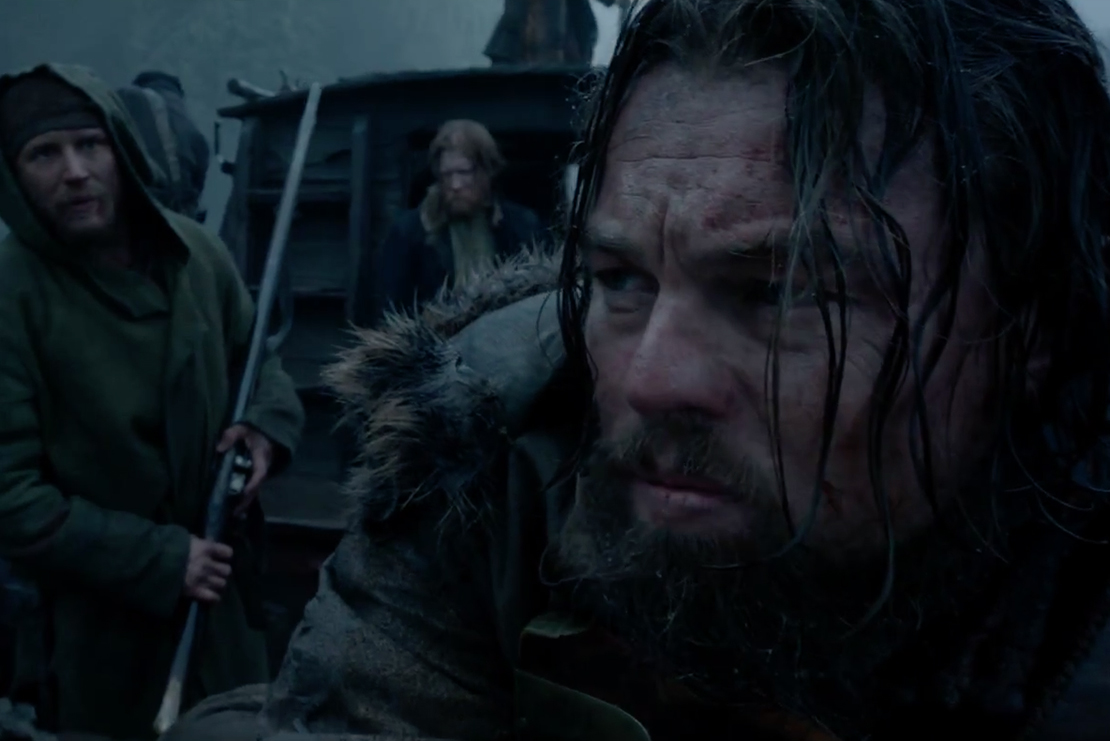 'The Revenant' Official Trailer #2 Starring Leonardo DiCaprio & Tom Hardy