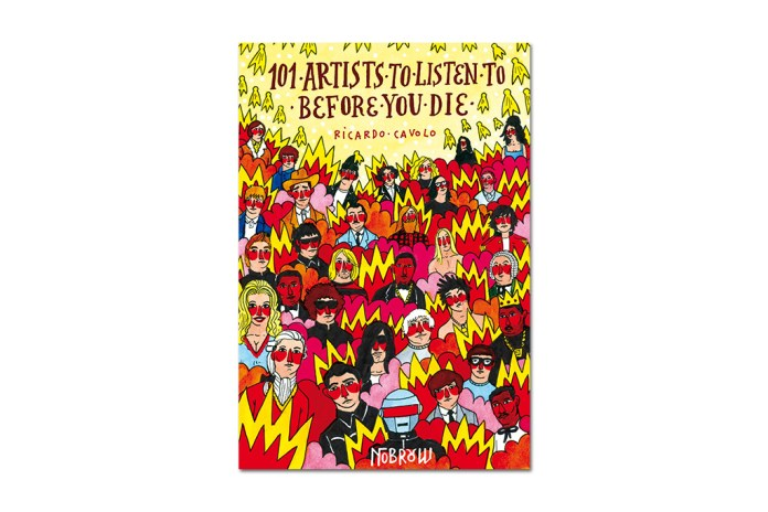 """Illustrator Ricardo Cavolo Shares His Music Diary Titled """"101 Artists To Listen To Before You Die"""""""