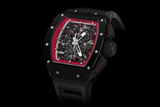 "Richard Mille RM 011 ""Midnight Fire"""