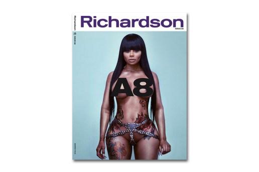'Richardson' Magazine Issue A8