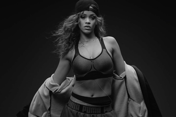 Rihanna Trains for Platinum in PUMA's #NoMatterWhat