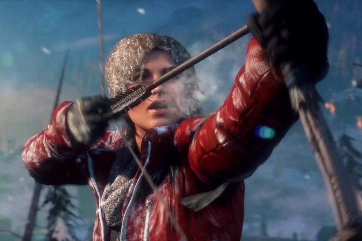 "'Rise of the Tomb Raider' ""Descent Into Legend"" Trailer"