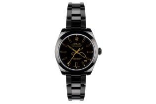 BWD and DRx Romanelli Present Rolex's New 'Scissorhands' Timepiece