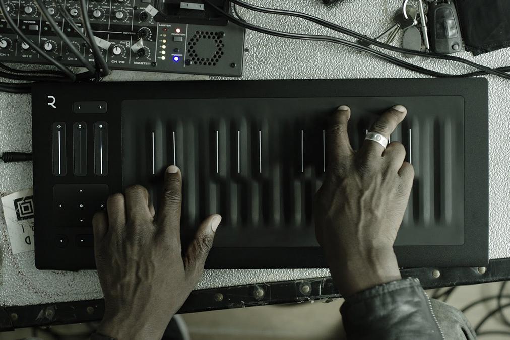 ROLI's Seaboard Rise Revamps Music Creation