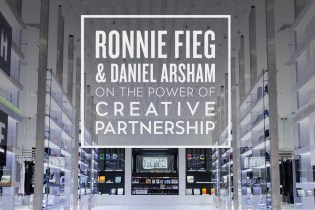 Ronnie Fieg & Daniel Arsham of Snarkitecture on the Power of Creative Partnership