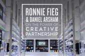 Ronnie Fieg & Daniel Arsham of Snarkitecture on the Power of Creative Partnership