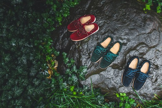 Ronnie Fieg x Sebago 2015 Fall Collection