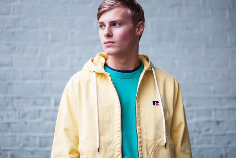 Russell Athletic Premium 2016 Spring/Summer Collection