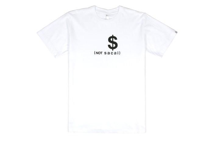 sacai x fragment T-Shirt Collection