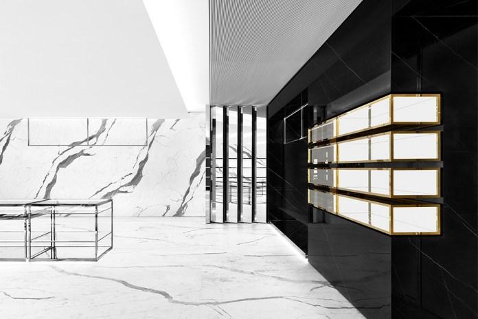 Saint Laurent Opens New Hong Kong Concept Store