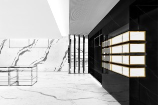 Saint Laurent Opens New Hong Kong Concept Store