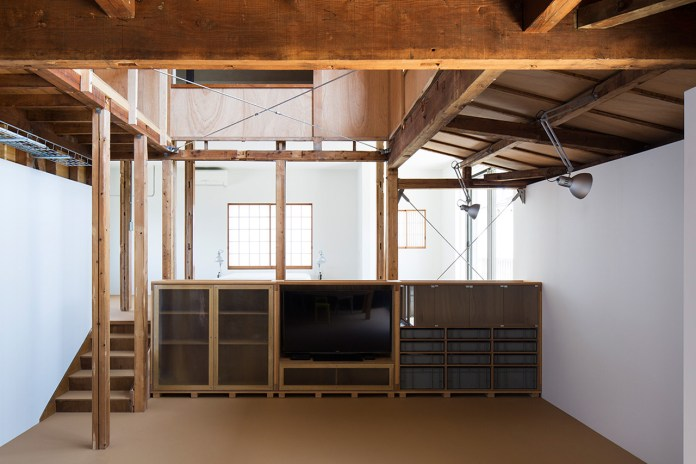 Schemata Designed This Home With All Walls Purposefully Removed