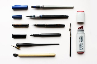 An Interview With Instagram-Famous Calligrapher Sebastian Lester