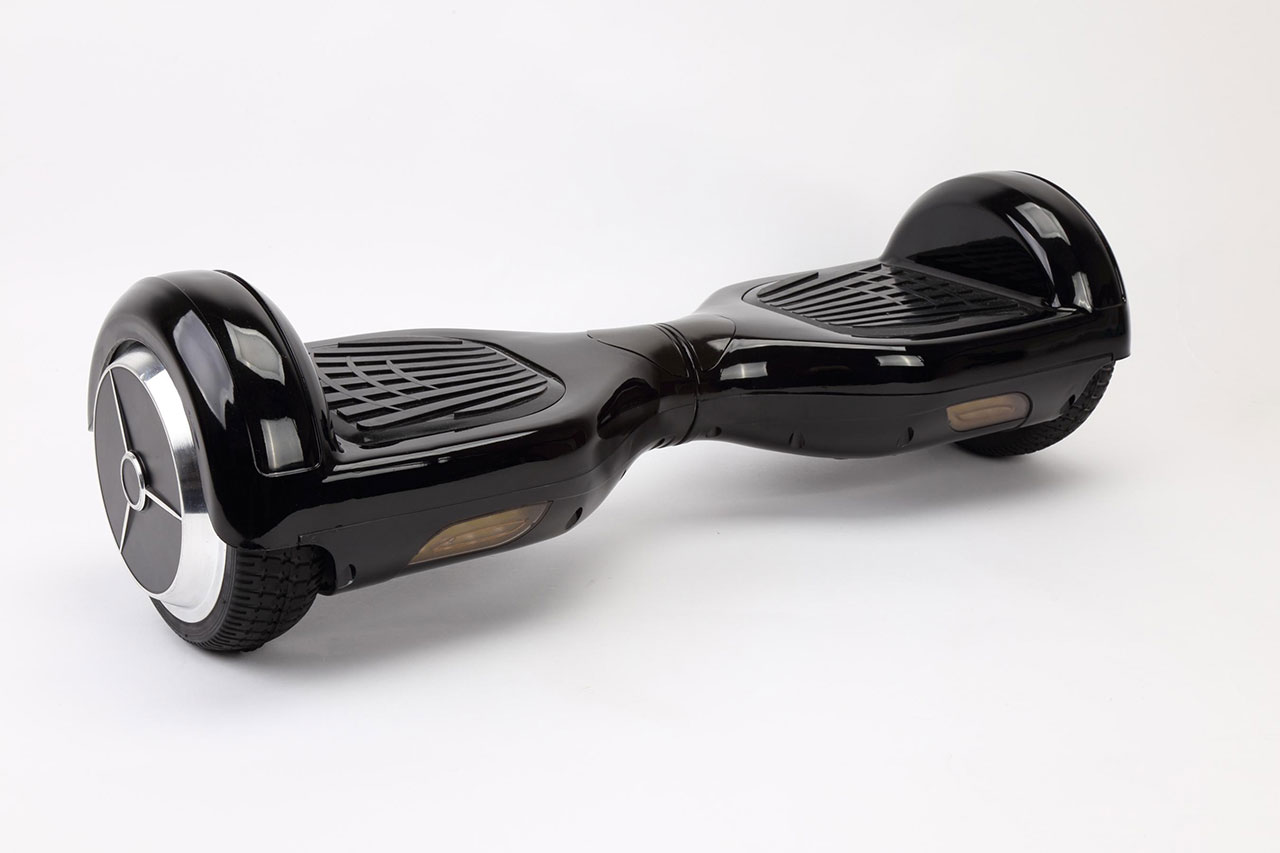 "Segway Is Suing the Popular ""Hovertrax"" for Violating Existing Patents"