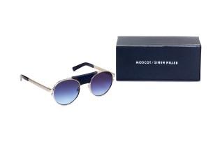 """Simon Miller x Moscot 2015 Fall/Winter """"Glacier"""" Sunglasses"""