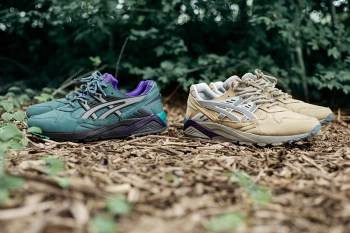 """size? x ASICS GEL-Kayano Trainer """"Trail"""" Pack"""