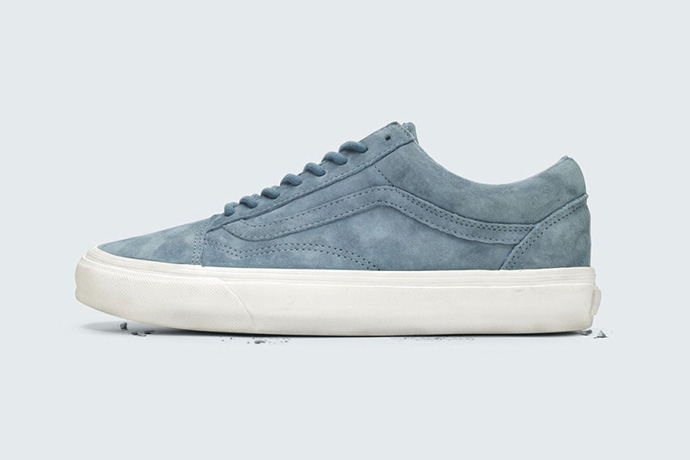 "size? x Vans Old Skool CA ""Clay"" Pack"