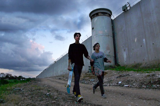 Short Film Documents the Birth of Skateboarding in the West Bank