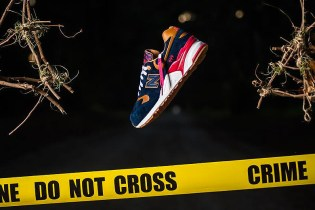"Sneaker Politics x New Balance 999 ""Case 999"""
