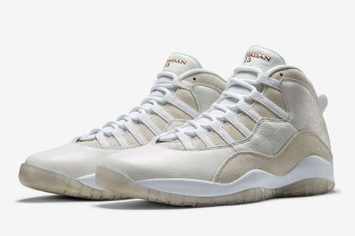 "Sneaker Politics Didn't Let Anyone Buy the Air Jordan 10 ""OVO"" Unless They Wore Them Out"