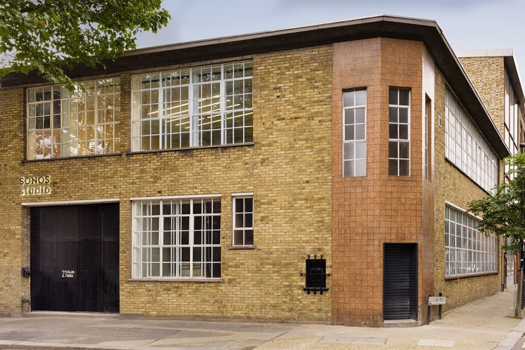 Sonos Studio to Open in London's Shoreditch