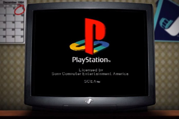 Sony Commemorates 20th Anniversary With Nostalgic Original PlayStation Boot Screen