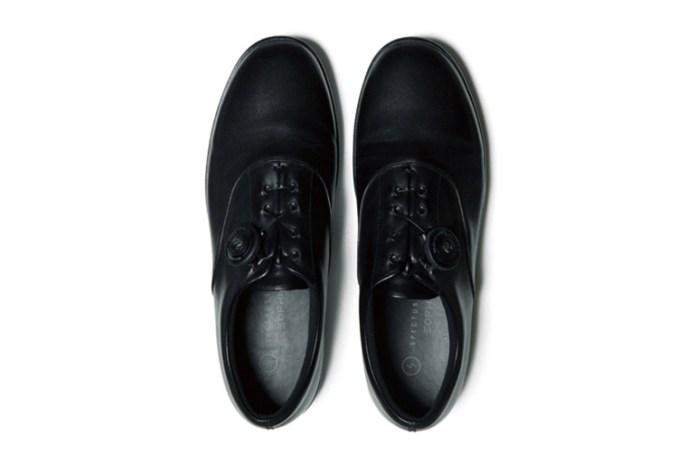 SOPHNET. x SPECTUSSHOECO. 2015 Fall/Winter Leather Sneaker