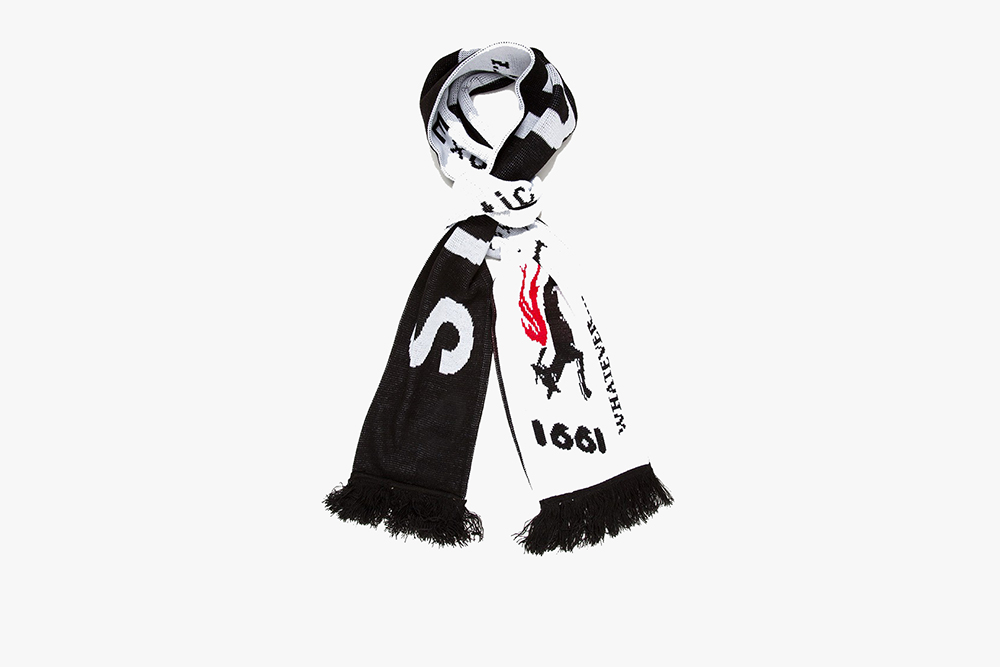 Soulland 2015 Fall/Winter Football Scarves