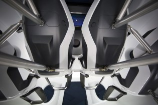 Check out the Interior of SpaceX's Crew Dragon