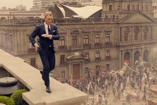 A Behind-the-Scenes Look at the Practical Special Effects of 'Spectre'