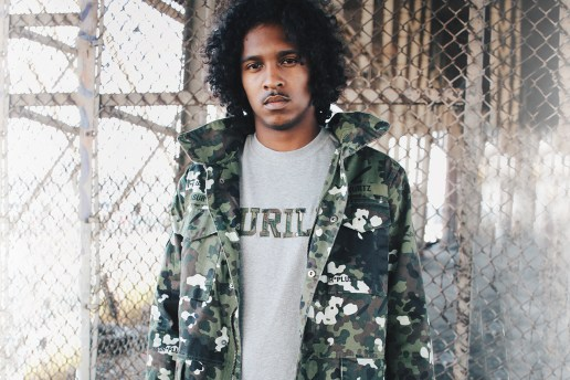 "SSUR*PLUS 2015 Fall ""City Spetsnaz"" Lookbook"