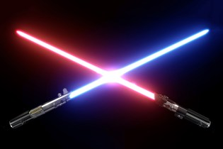 An Extensive History Lesson of 'Star Wars' Lightsabers